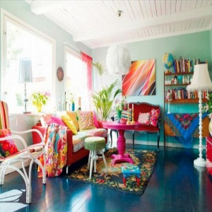 5 popular interior design ideas for your beautiful home for Tropical interior paint colors