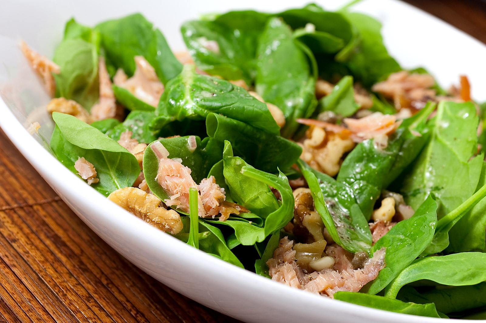 Salad diet for the perfect body for Can i eat fish everyday