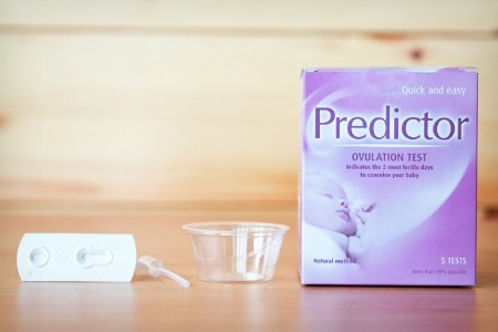 clomid ovulation predictor kit