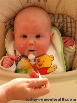 انتظام طعام الأطفال يحدد وزنهم المثالى
