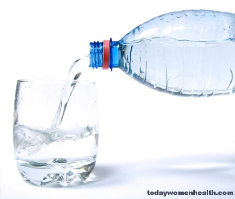 رجيم الماء للتخلص من السمنة وزيادة الوزن
