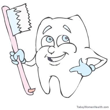 تنظيف الأسنان بالخيط للعناية بالأسنان