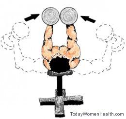 تمارين الوزن