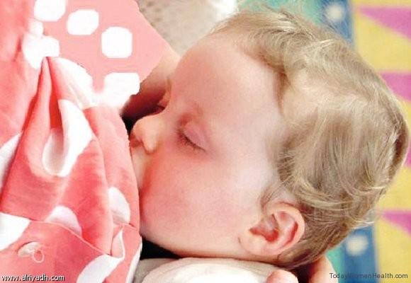الرضاعة الطبيعية تحمي سرطان الثدي