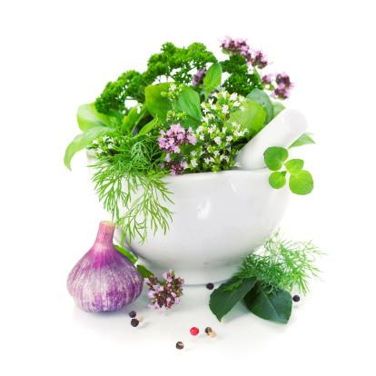 الأعشاب... صيدليّة متكاملة داخل منزلك؟