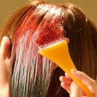 طريقة عمل صبغة الشعر