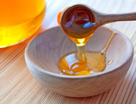 الجلسرين والعسل