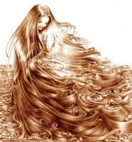 اسرار تطويل الشعر بسرعة