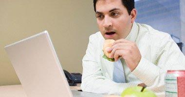 نصائح فعالة للتحكم فى كمية الطعام