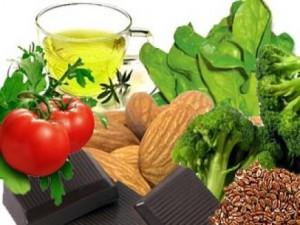 عشرة أنواع من الطعام تحوي أسرار جمال البشرة