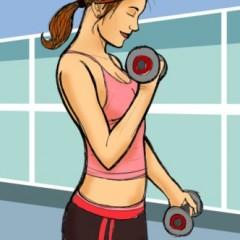 تمارين رياضية لتكبير الصدر