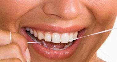 التخلص من اصفرار الاسنان
