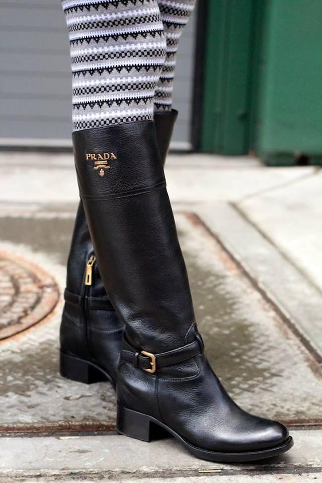 تشكيلة 2014 من موديلات الأحذية الطويلة النسائية