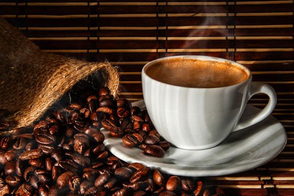 القرفة القهوة مزيج المذاق الأثر