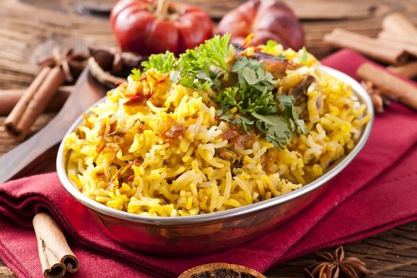 طريقة عمل الأرز البريانى