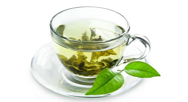 تعرف على فوائد الشاى الاخضر لعلاج الحروق