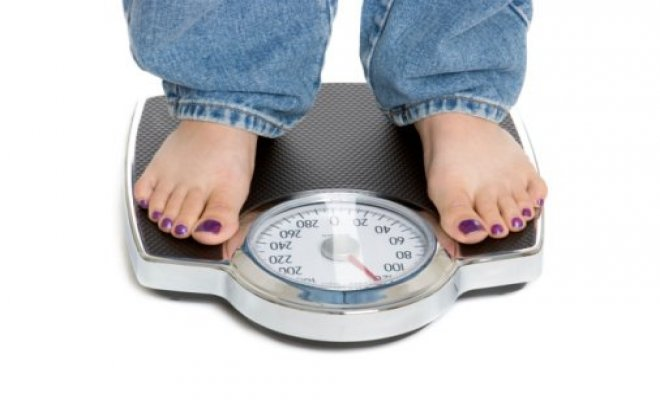 انقاص الوزن بسرعة