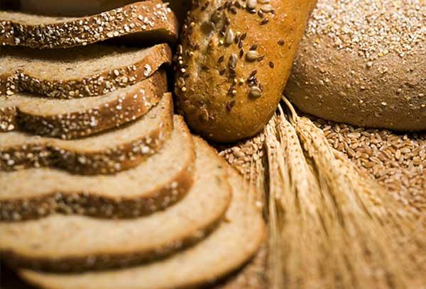 الخبز الأسمر للريجيم