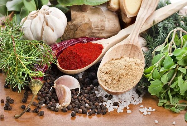 أهم الأعشاب الصحية التي تساعد على التخلص من الكرش !!