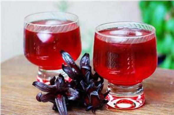 فوائد عظيمة لمشروب الكركديه رمضان