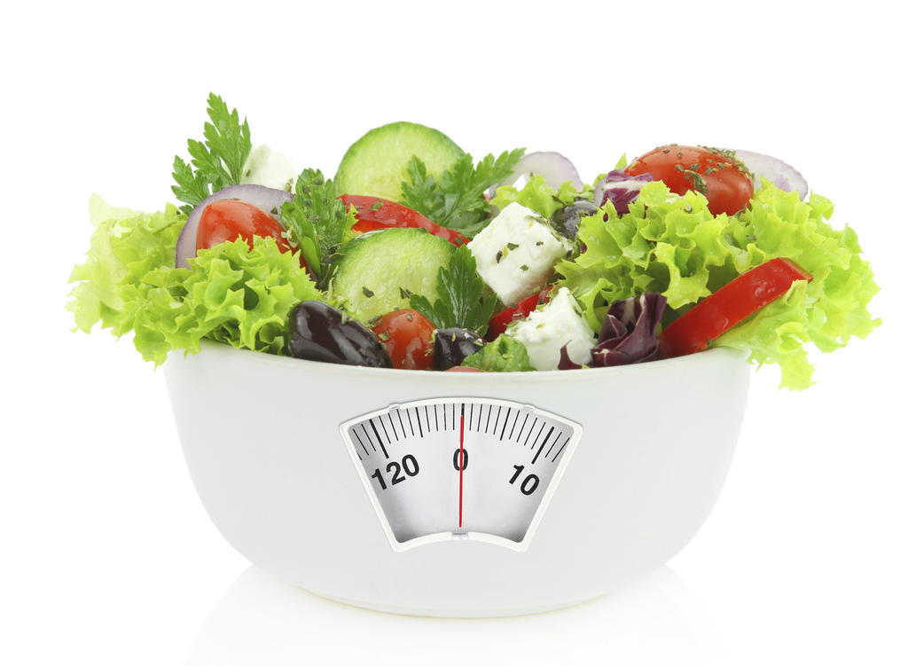 سلطات صحية مناسبة للحميات الغذائية