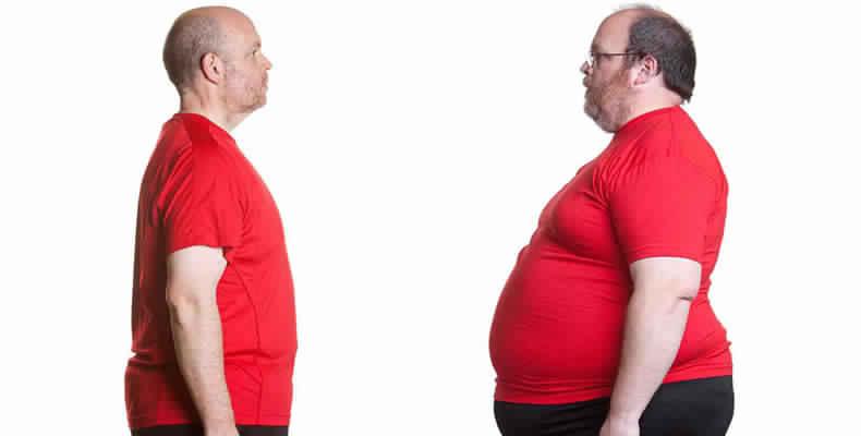 كيف تساعدين زوجكِ على خسارة الوزن بعد الزواج