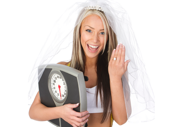 رجيم العروسة في أسبوع