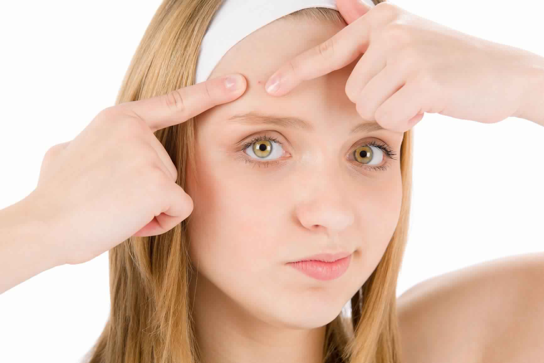 طرق فعالة لعلاج حبوب الوجه
