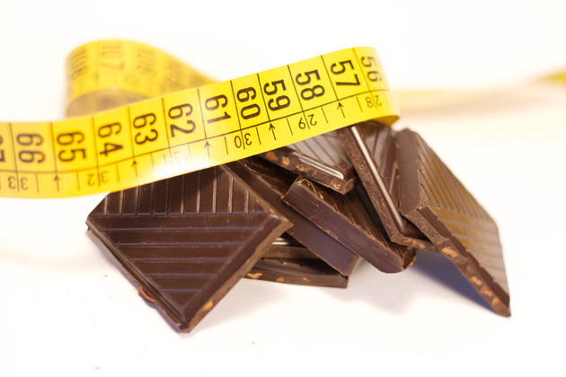 رجيم الشوكولاتة لانقاص الوزن بدون حرمان