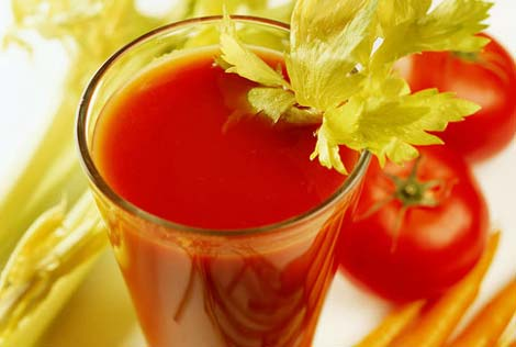Increase your Blood Level With Juices