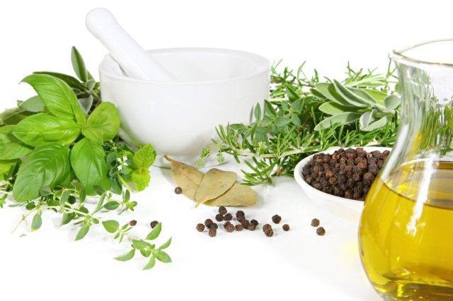 Green Tea Natural Hair Food