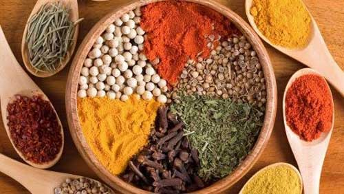 Herbs and spices help you lose weight