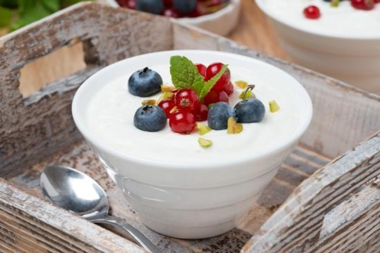 Benefits Of Natural Yogurt