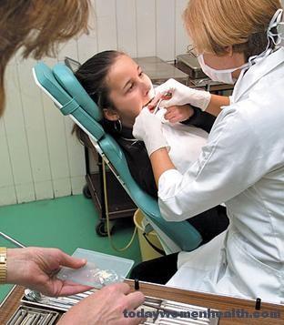 تشوهات الأسنان