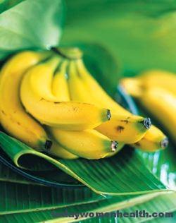 تناول الموز يساعد على التخلص من دهون الخصر