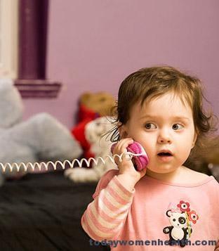 كيف تساعدي طفلك على الكلام