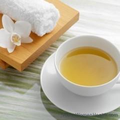 الشاي الأخضر لتفتيح البشرة