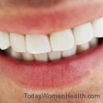 للحصول على أسنان بيضاء