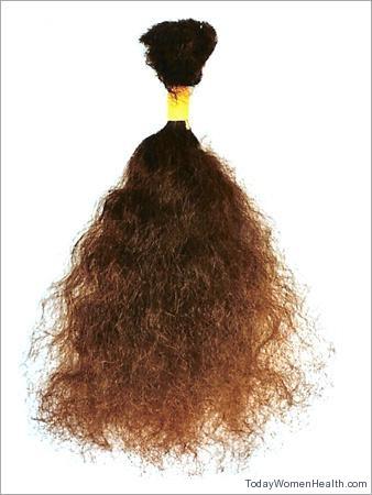 ماهى اضرار فرد الشعر؟