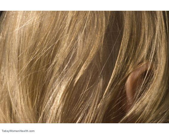مشكلة الشعر التالف