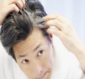 وصفات طبيعية للتخلص من الشعر الأبيض والشيب