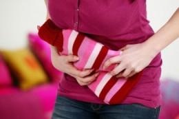 أعراض الدورة الشهرية