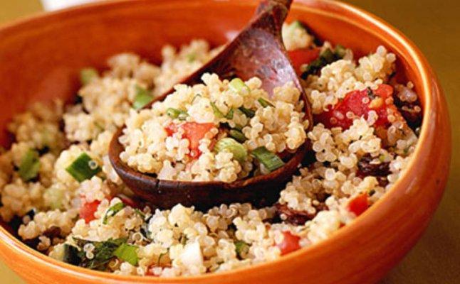الكينوا والرجيم تعرفى على طرق استعمال الكينوا فى طعامك للتخسيس وانقاص الوزن