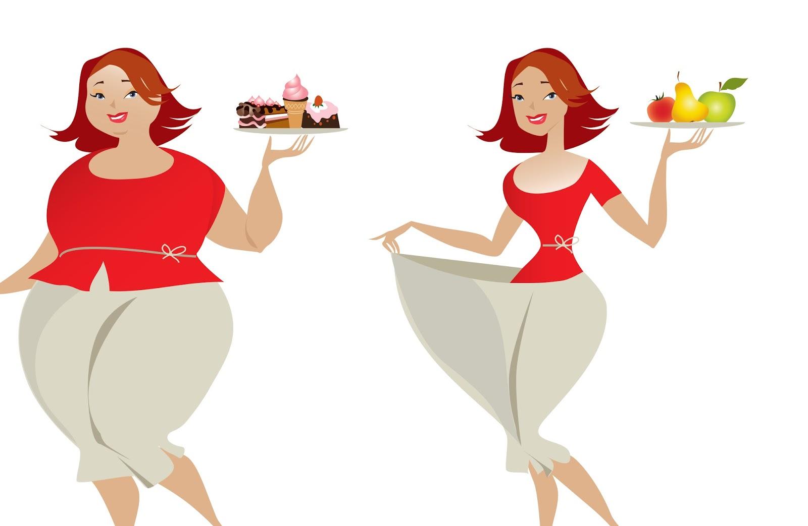 أفضل الطرق لإنقاص الوزن الزائد بسرعة