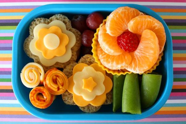 كيف تحضرين صندوق طعام صحي لطفلك؟