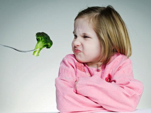 ضعف شهية الأطفال