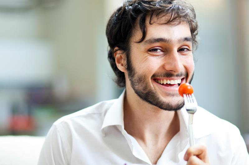 10 أطعمة مفيدة للرجال