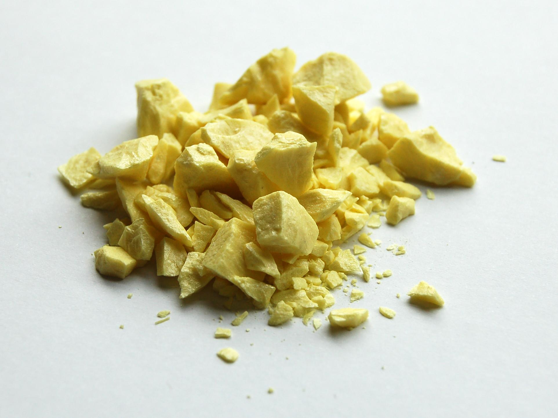أسرار معدن الكبريت وأهميته في تنقية وتصفية الجسم