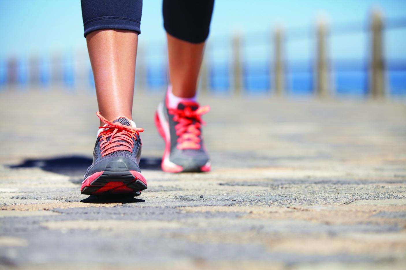 فوائد رياضة المشي في انقاص الوزن الزائد