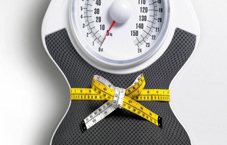 ثبات الوزن مع التخسيس
